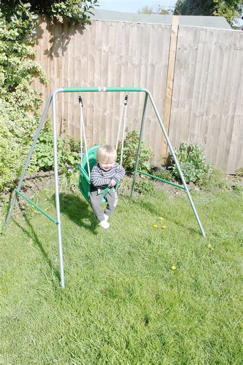 asda swing garden fun for the outdoor baby bump to baby uk