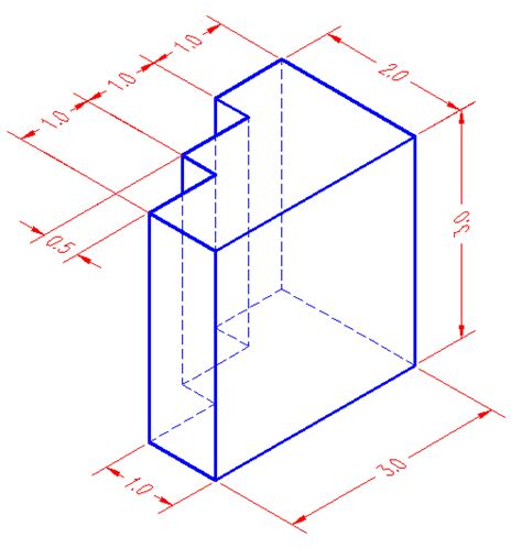 Learning Autocad Creating Construction Drawings isometric drafting in autocad 2016 tutorial and