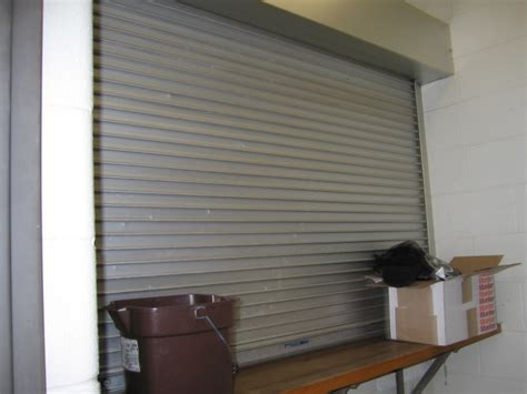 Coiling Overhead Door Coiling Doors And Grilles Buildipedia