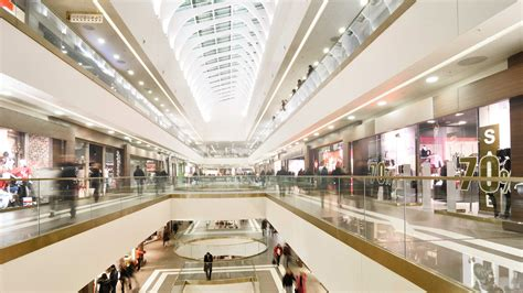 shopping malls bosch security  safety systems global