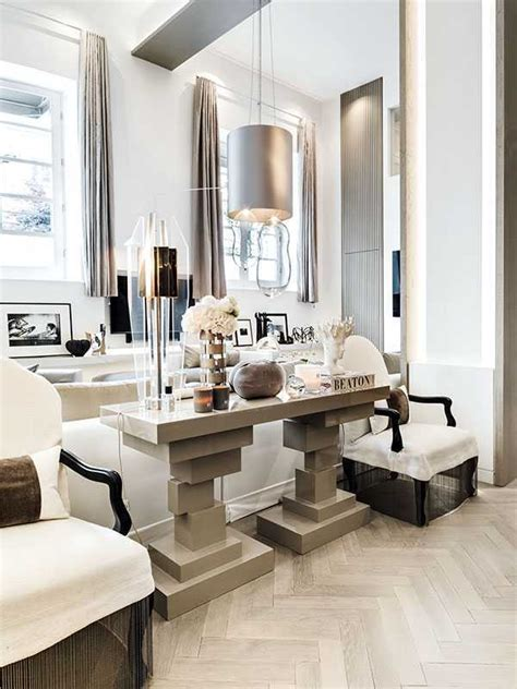 Kelly Hoppen Kitchen Interiors kelly hoppen s london home is a sanctuary of tranquility