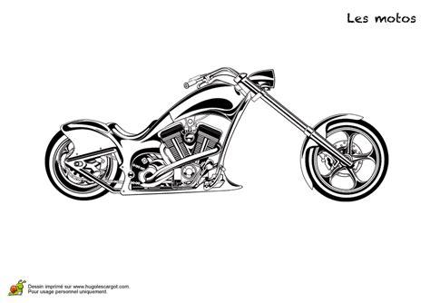 Coloriage Motos Les Beaux Dessins De Transport 224 Coloriage De Moto A Imprimer L