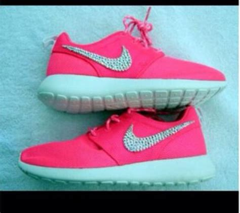 shoes nike running shoes sneakers nike air max neon pink