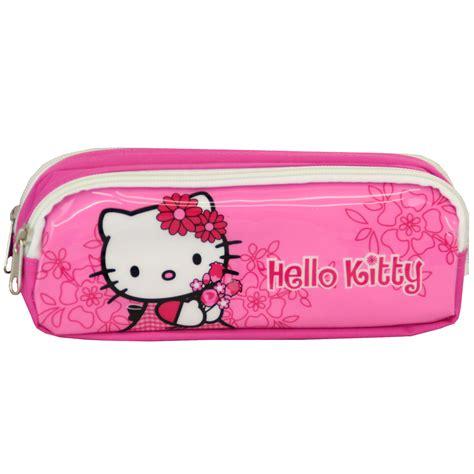 Tempat Pensilpencase Hello Kity Pink disney cars princess pencil hello