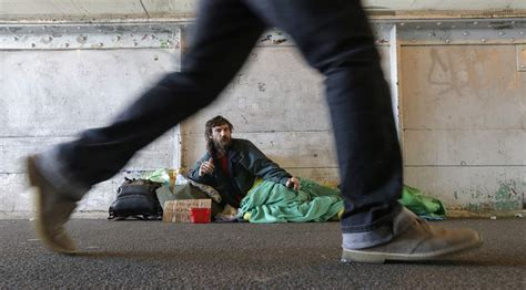 Homelessness Photo Essay by Seattle Examines Homelessness Solutions The Blade