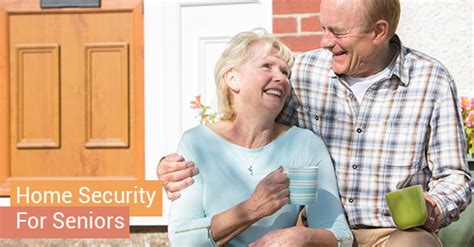 how to choose the best home security for seniors