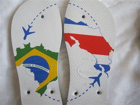 Brasil E Costa Rica Casamento Brasil X Costa Rica Marcla Chinelos E Brindes