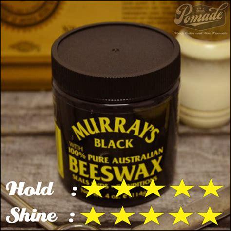 Pomade Murray S Black murray s black beeswax 3 pomade minyak rambut