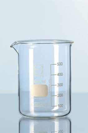 Beaker Glass Low Form Cap 25 Ml Duran Gelas Piala duran beaker