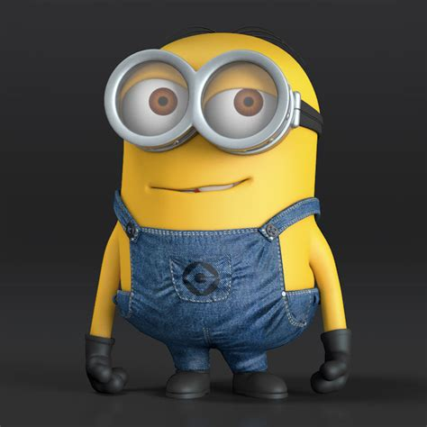 model minion character despicable