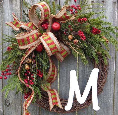 best 25 artificial christmas wreaths ideas on pinterest