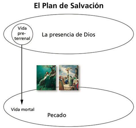 diagrama del plan de salvacion doctrina y convenios manual del maestro de seminario