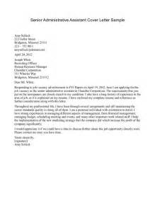 General Cover Letter For All by Cover Letter Free Exles Of Cover Letters For Resume
