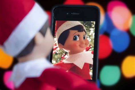 Printable Elf On The Shelf Selfies | elf on the shelf selfie even elves take selfies flickr