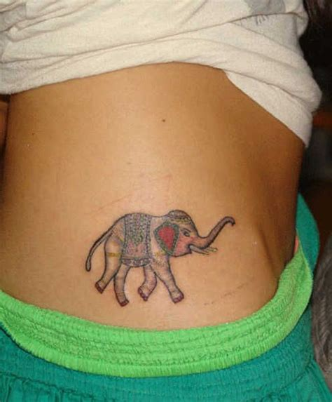 elephant tattoo hip 17 best images about projects to try on pinterest david