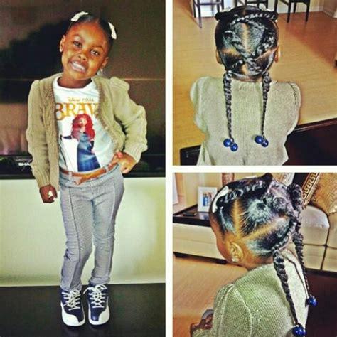 back to school hairstyles for kindergarten cute kid hairstyle african princess little black