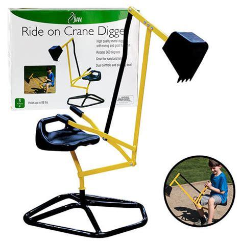 Svan High Chair Assembly by Ride On Crane Digger Svan