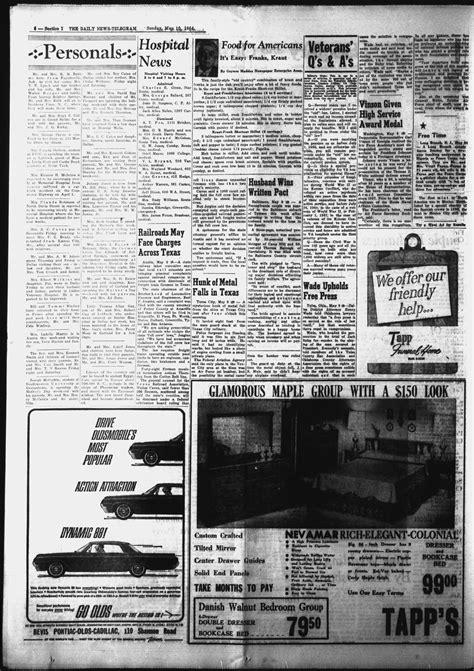 The Daily News-Telegram (Sulphur Springs, Tex.), Vol. 86
