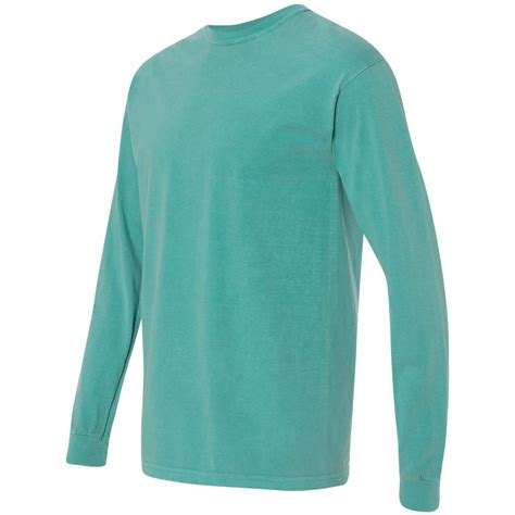 comfort colors seafoam comfort colors 6014 garment dyed heavyweight ringspun