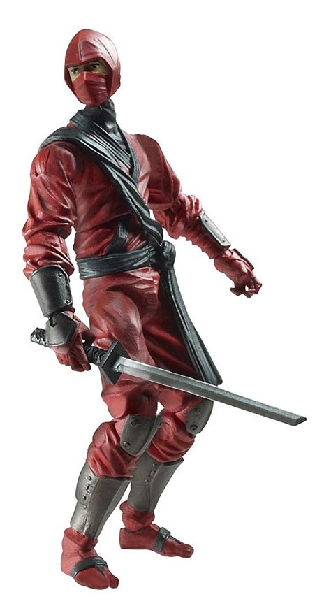 film ninja red toy fair 2013 hasbro s g i joe retaliation action