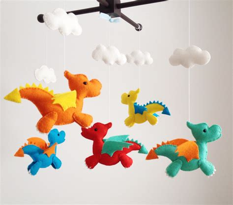 Handmade Cot Mobile - adorable baby crib mobiles from cinderella to ninjas
