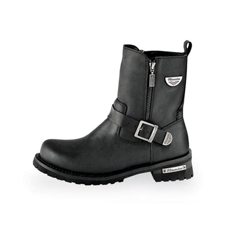 female motorcycle riding boots milwaukee motorcycle clothing co