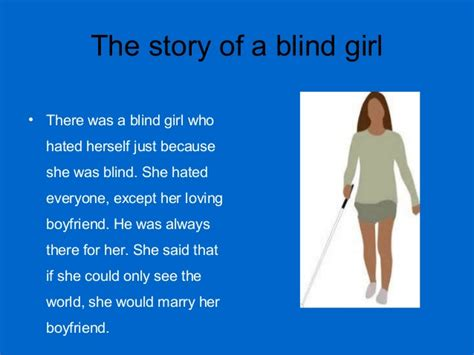 Stories Of Blind the story of a blind