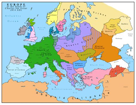europe a history 1200th anniversary of charlemagne s death 171 ballandalus