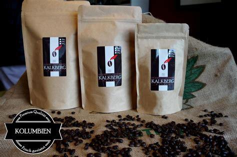 Coffee Excelso kalkbergshop kalkberg kaffee kolumbien excelso