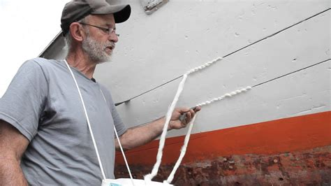 wooden boat caulking wooden boat building how to caulk wood planking with