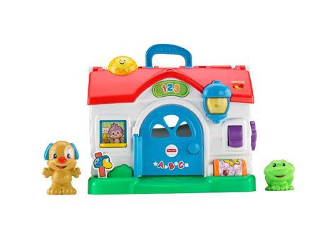 fisher price laugh and learn activity upc 746775310349 laugh learn puppy s activity home by