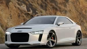 Audi Sports Coupe Audi Sport Cars Review Design Automobile