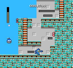 Kaos Seven 8bit Megaman 2 mega