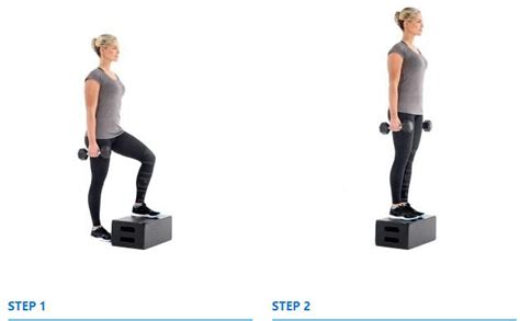 dumbbell bench step up exercises archives gym guider