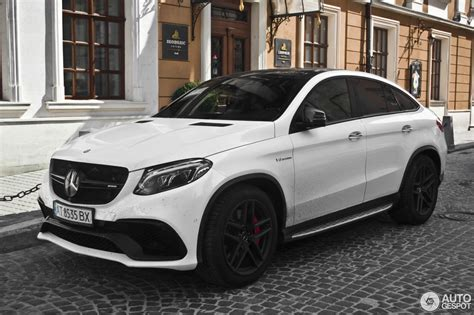 Mercedes Gle 63 Amg by Mercedes Amg Gle 63 S Coup 233 3 April 2017 Autogespot