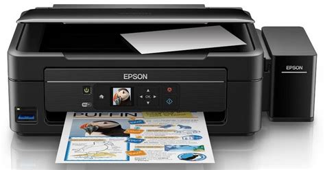 Printer Epson L385 epson launches l380 l385 and l485 multi function ink tank system printers teknogadyet