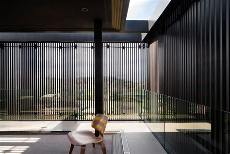 Vertical Shutters Folding Vertical Louvered Shutters On Freshwater House