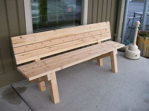 wooden park bench plans best 25 wooden garden benches ideas on pinterest wooden