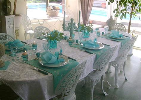 Ideas For Turquoise Table Ls Design Summer Table Decorations Interior Home Design Home Decorating
