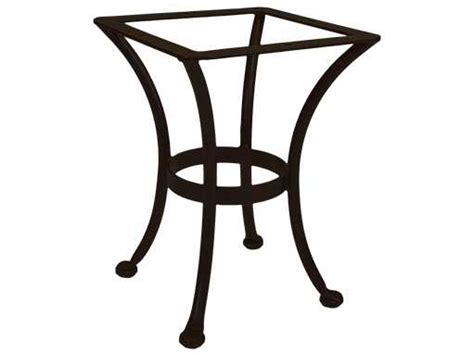 ow wrought iron end table base st01 base