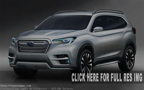 2019 Subaru Dimensions by 2019 Subaru Forester Redesign Exterior Dimensions 2019