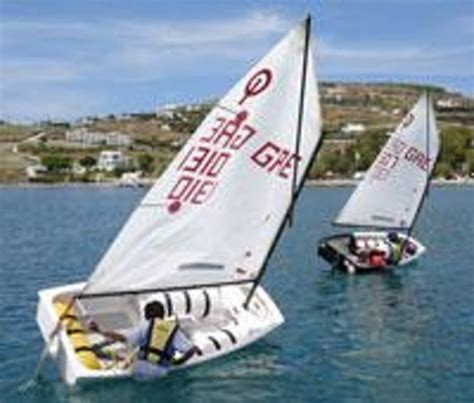 sailing dinghy greece dinghy sailing school naoussa greece address phone