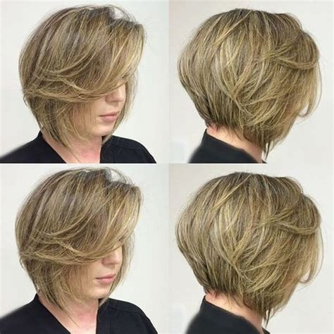 is the stacked bob good for thick hair 20 adorable short hairstyles for girls popular haircuts