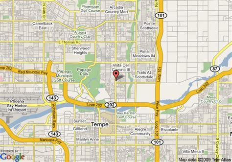 us map scottsdale arizona map of hospitality suites scottsdale scottsdale