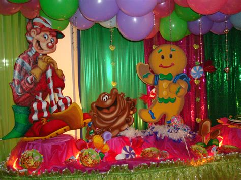 diy candyland party decorations myideasbedroom com