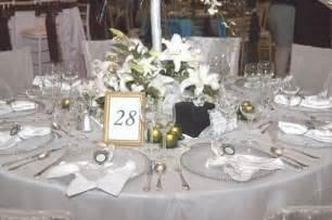 diamantene hochzeit dekoration theme wedding table decorations
