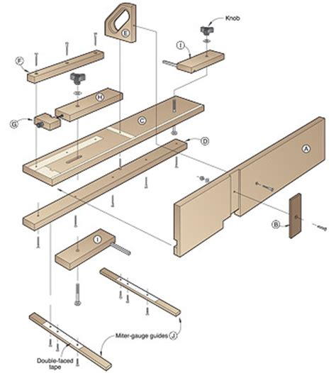 woodworking jigs free plans pdf free woodworking plans box joint jig plans free