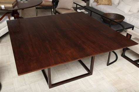 Lucca Dining Table Lucca And Co Made To Order Walnut Dining Table For Sale At 1stdibs