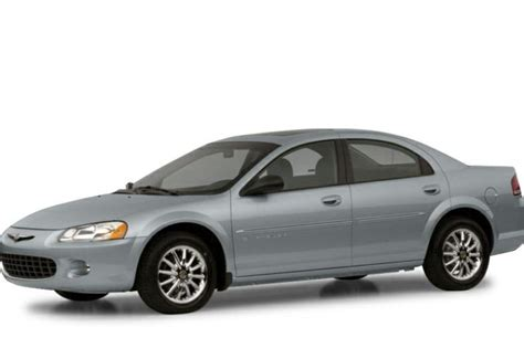 2002 chrysler sebring information