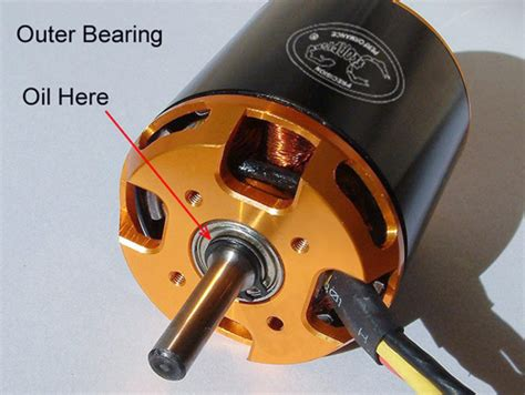 Bearing Motor how to the bearings of scorpion motor scorpion power system